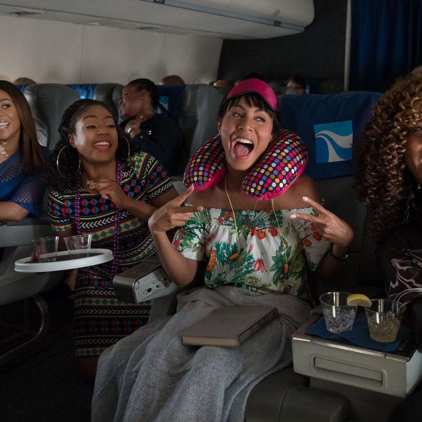 EXCLUSIVE SNEAK PEEK: Watch Jada Pinkett Smith, Queen Latifah, Regina Hall AndTiffany Haddish Take A 'Girls Trip' To ESSENCE Festival